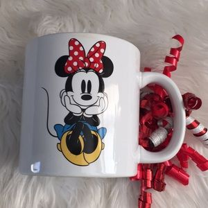 Disney mini Mouse mug